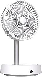 selena 扇風機 充電式 涼しい 首振り機能 サーキュレーター リビング おしゃれ 寝室 キャンプ 持ち運び 卓上 収納 高さ 調節 最新 モデル