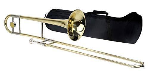 Classic Cantabile TL-910 - Trombón tenor (en si bemol), color dorado