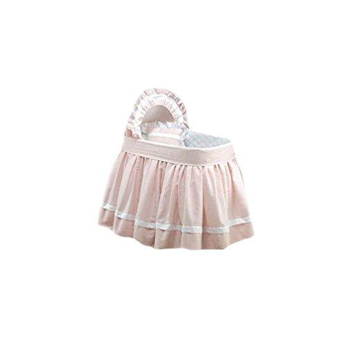 Buy Bargain Babydoll Sweet Petite Bassinet Set, Ecru
