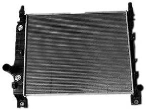 TYC 2294 Dodge Dakota 2-Row Plastic Aluminum Replacement Radiator