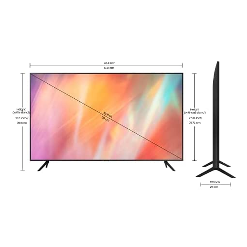 Samsung 55 inches Crystal 4K Series Smart LED TV