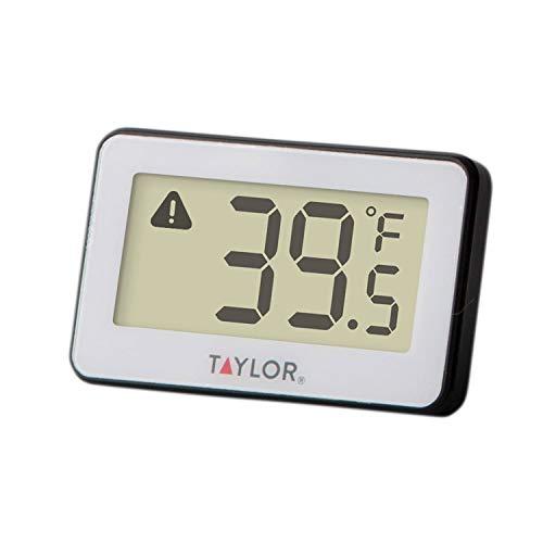 Taylor Precision Products Termómetro digital para frigorífico/congelador