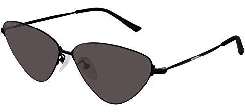 balenciaga occhiali Balenciaga Occhiali da Sole BB0015S Black/Grey 61/12/145 unisex