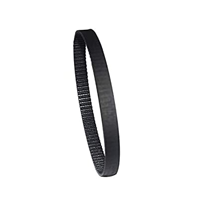 LMY-PULLEY, 1pc 3D Printer Belt GT2 Closed Loop Rubber 2GT Timing 228 230 232 234 236 238 240 242 244 246 248 Length 228mm 230mm 248mm Width 6mm (Color : 2GT 228, Size : 6mm 1pc)