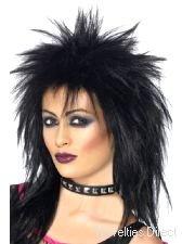 Novelties Direct Diva Rock Perruque - Click pour Couleurs