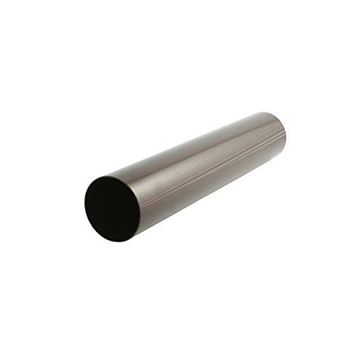 100400 Fallrohr DN 60 mm, Länge 100 cm, Farbe braun. Fallrohr DN 60 100 braun