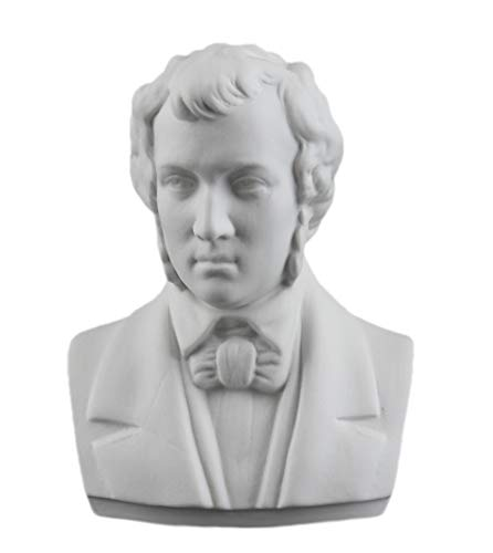 Kämmer Porzellanfigur Büste Frederic Chopin