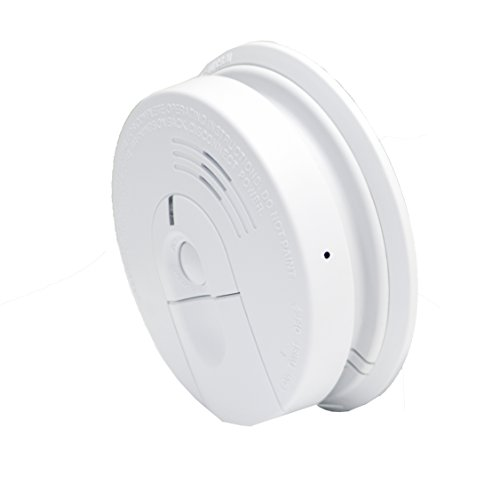 Best Review Of Minigadgets BB4KWIFI-SMOKE Hidden Camera 4K WiFi Hardwired Smoke Detector