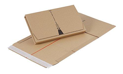 Swiftpak Premium Versandkarton, 148 x 127 x 53 mm, 25 Stück
