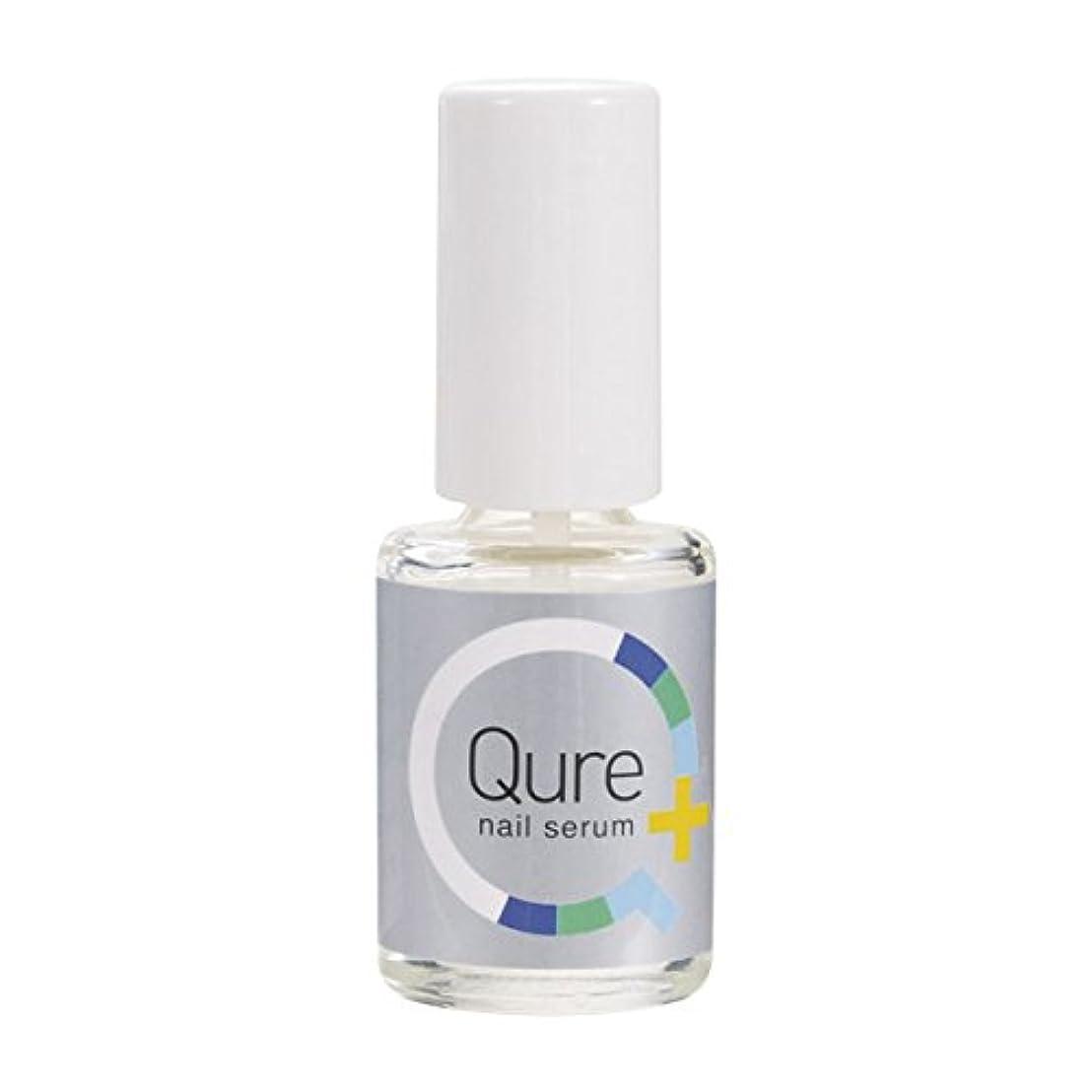 申し立てサーカススリットネイル美容液 キュレ-Qure-(6ml) 1本