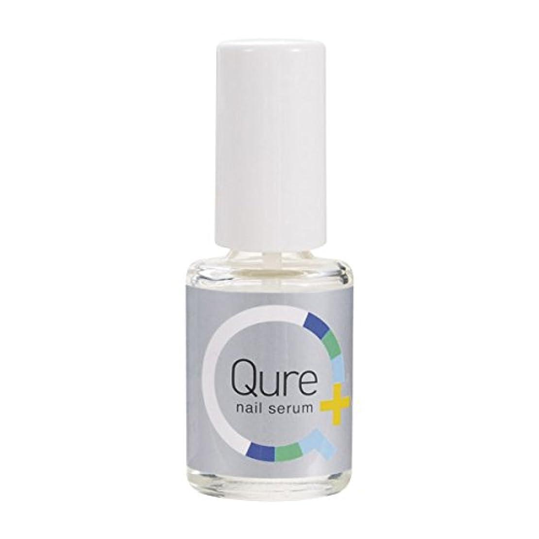 供給部分的タバコネイル美容液 キュレ-Qure-(6ml) 1本