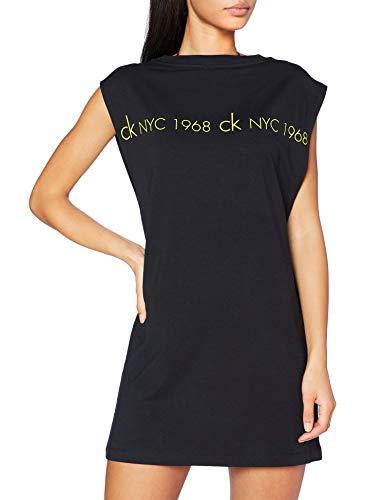 Calvin Klein Box Dress Salida de Bao para Mujer