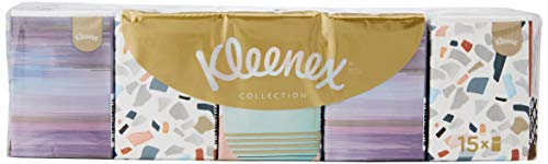 Kleenex Mini Collection - 15 Pañuelos