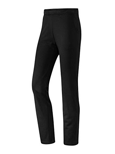 Joy Sportswear Hose Natascha Damen | Sport- und Freizeithose| Bewegungsfreiheit | ideal für Gym und Fitness | Kurzgröße, 21, Black