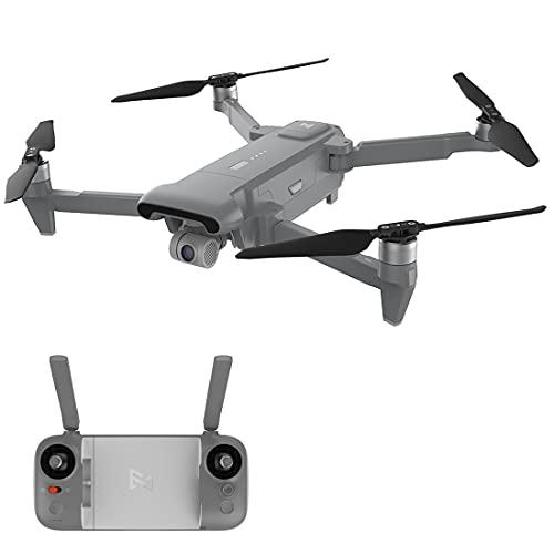 Hedi Dron plegable Fimi X8 SE con 8 KM FPV, cámara 4K HDR, cardón de 3 ejes, 5G WiFi, GPS, sin escobillas, cuadricóptero, 35 minutos de tiempo de vuelo para principiantes