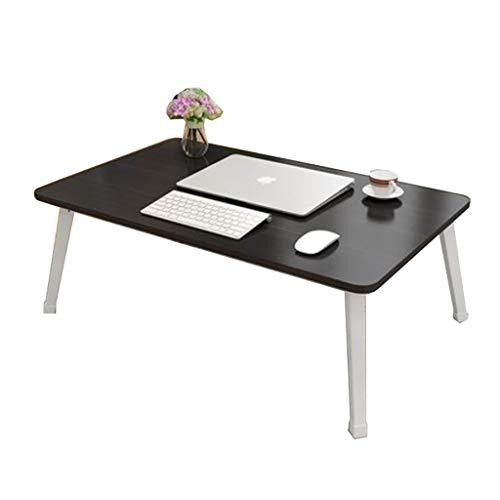 SH-tables Escritorio De Computadora Plegable, Mesa De Centro/Mesa/Mesa De Comedor/Mesa De Estudio, para La Ventana De La Bahía De Dormitorio Tatami, 2 Colores (Color : B)