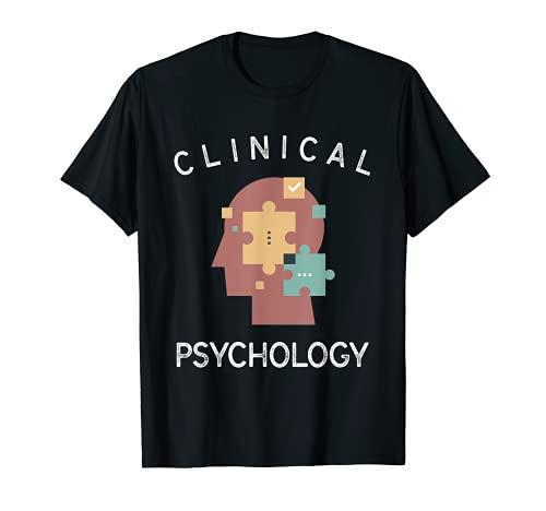 Psicología Clínica Camiseta