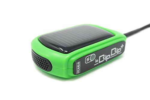 leBipBip+ Mini Solar Audio Variometer für das Gleitschirmfliegen