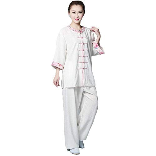 SXFYHXY Damen Tai Chi Anzug -...