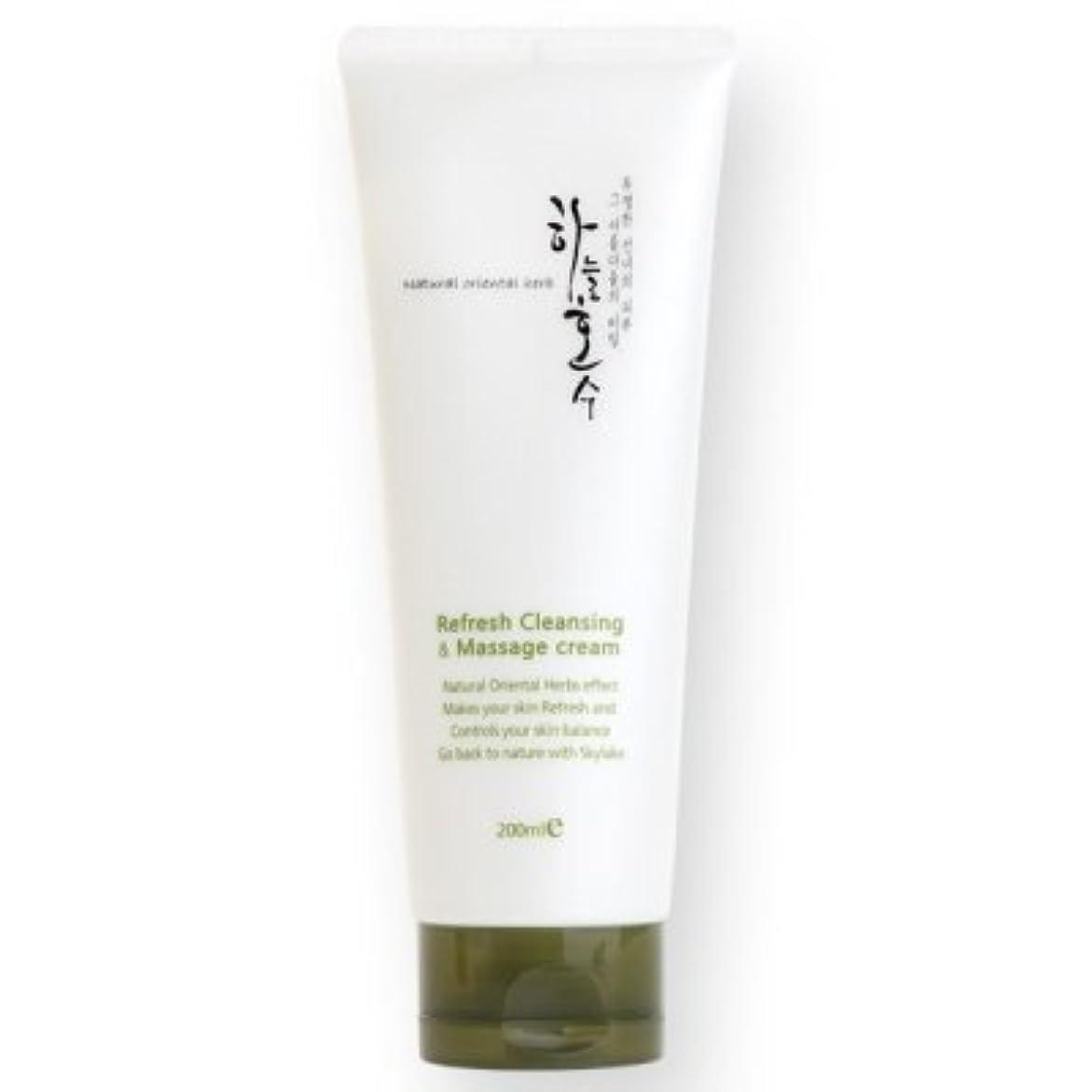 美的回路グラムハヌルホス[Skylake] Skylake Refresh cleansing Massage Cream 200ml リフレッシュ マッサージクリーム 200ml