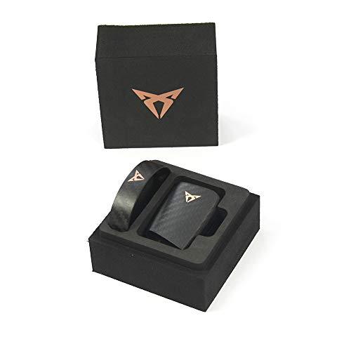 Seat 575087013B Accessoireset Cupra Sleutelcover Armbanden Acessoires Carbon koper