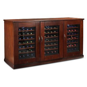 Big Sale Trilogy Wine Cellar Credenza by Wine Enthusiast