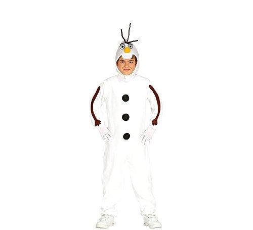 Costume da Pupazzo di Neve Olaf bambino M-(7/9 anni)
