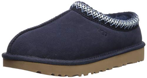 UGG Women's Tasman Slipper, Navy, 8 M US
