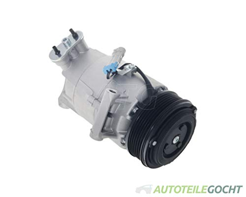 SRL Klimakompressor für OPEL ASTRA H A04 04-11 1854168, 93168623, 13124752 von Autoteile Gocht