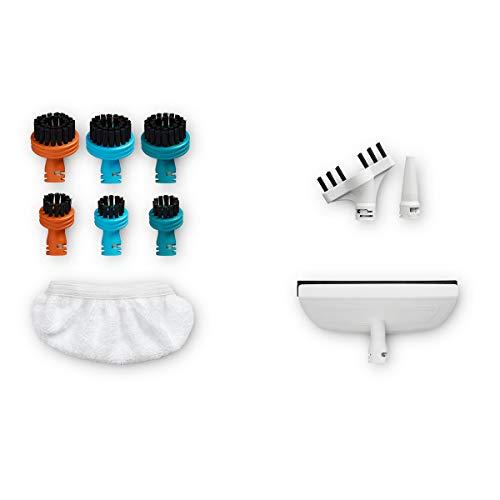Rowenta Kit Accessoires Brosses Linettes Raclette Clean&Steam Multi ZR850003