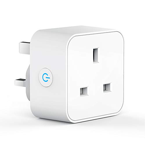 Smart Plug Mini Outlet Work with Alexa, Echo and Echo Dot, Google Home,...