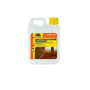 Fila Parquet Wax – Cera para parqué, suelos de madera, 1 litro