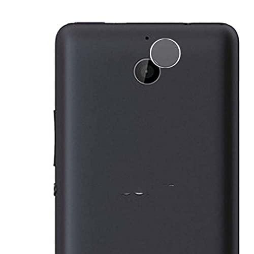 Vaxson 2 Stück Schutzfolie, kompatibel mit Sony Xperia E1 Dual D2105 Kamera TPU Folie Rückseitige Kameraobjektiv [nicht Panzerglas Bildschirmschutzfolie Hülle Hülle ]