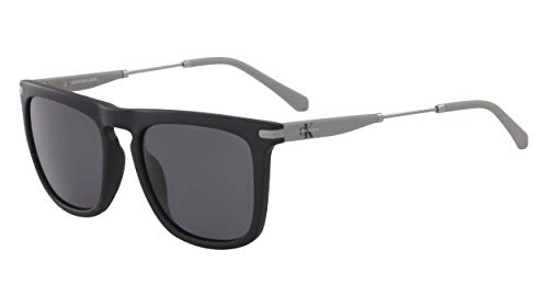 Calvin Klein CKJ19703S gafas de sol, negro, 5519 para Hombre
