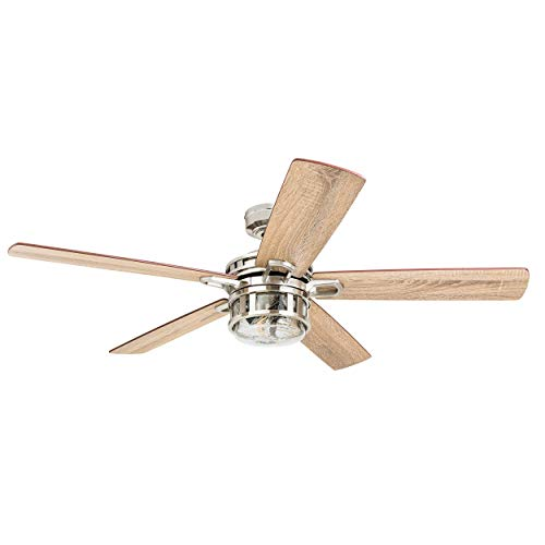 Honeywell Ceiling Fans 50610-01 Bonterra Ceiling Fan with...