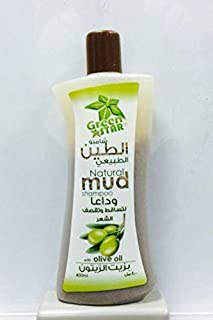 Natural Mud Shampoo with Olive oil