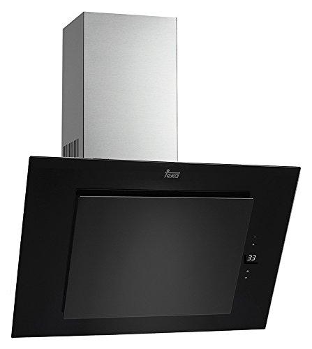 Teka DVT 685 De pared Negro 786m³/h A - Campana (786 m³/h, Canalizado/Recirculación, A, A, C, 52 dB), 41,8 x 60 x 78 cm