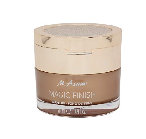 M. Asam® Magic Finish 50ml mit Satin Blush Rouge Peachy Rose 9,5g & Spiegel
