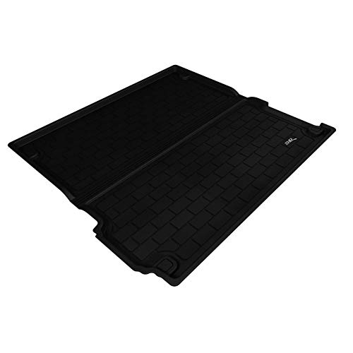 3D MAXpider M1BM0551309 Custom Fit All-Weather Cargo Liner for Select BMW X5 (F15) Models - Kagu Rubber (Black)