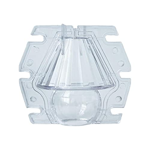 Mini lámpara de mesa en forma de vela molde de plástico hecho a mano aromaterapia vela fabricación molde herramientas DIY limpiador para moldes de azulejos pintura para moldes de spray