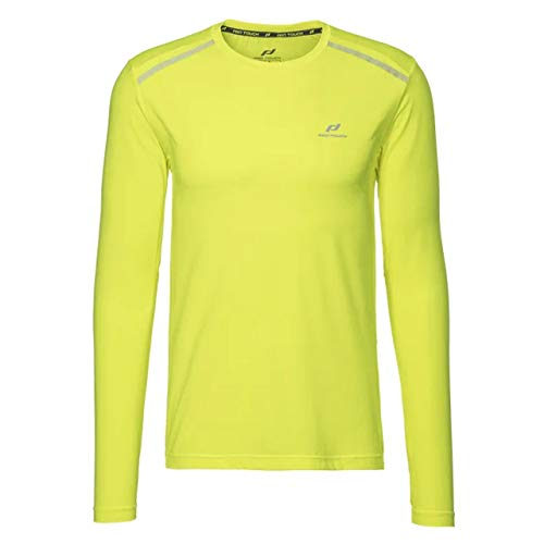 Pro Touch Aimo Femme Sweatshirt, Yellow Light, FR (Taille Fabricant : XL)