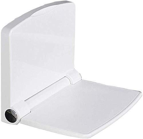 Klappbarer Wandhocker Badezimmer Duschhocker Wechselnde Schuhe Sitz Versteckter Wandstuhl Moderner minimalistischer Toilettenbadesitz für Badezimmer Duschstuhl