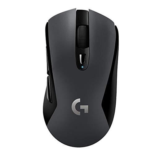 【Amazon.co.jp限定】Logicool G ロジクール G ゲーミングマウス ワイヤレス G603 HERO センサー LIGHTSPEED 無線 Bluetooth 2種類接続対応 国内正規品 アマゾン限定壁紙ダウンロード付き