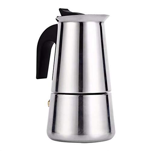 MJYDQ Cafetera Espresso Moka Olla Herramienta para Estufa...