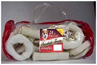 4 5 Variety Bones Bag Dog Treats