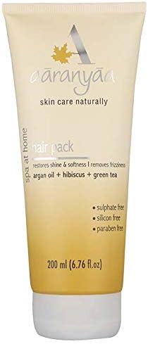 Aaranyaa Hair Pack With Argan Oil - 200 ml