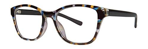 Eyeglasses Gallery Shelbi Blue Tortoise