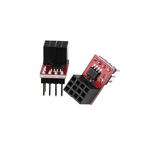 ZXC 2pcs Reprap Ramps1.4 Rrd Fan Extender 2 PWM Max 20V Fan Expansion Module FitFor Marlin Firmware 3d Printer Parts (Size : 2pcs)