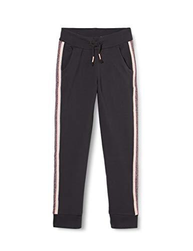Sanetta Mädchen Seal Grey Sweatpants, grau, 140