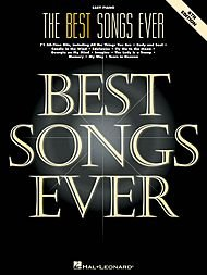The Best Songs Ever - 6th Edition (Easy Piano). (71 All-time Hits). By Various. For Piano/keyboard.